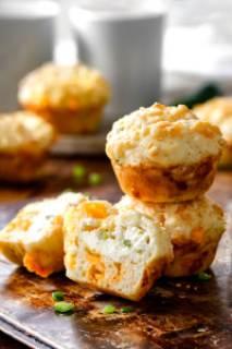 Cheese muffins 1
